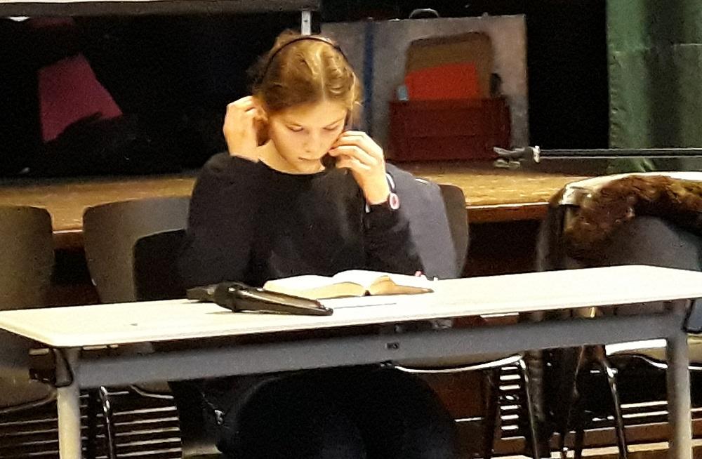 Vian gewinnt beim Vorlesewettbewerb