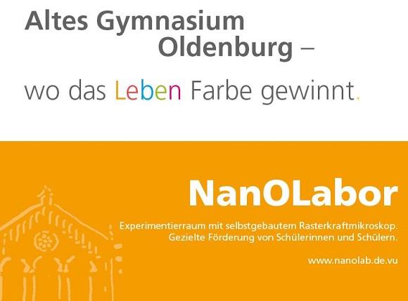 Information zum NanOlabor