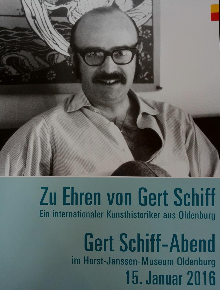 Herausragender Ehemaliger: Gert Schiff