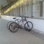Der_Fahrradparkplatz_der_Partnerschule
