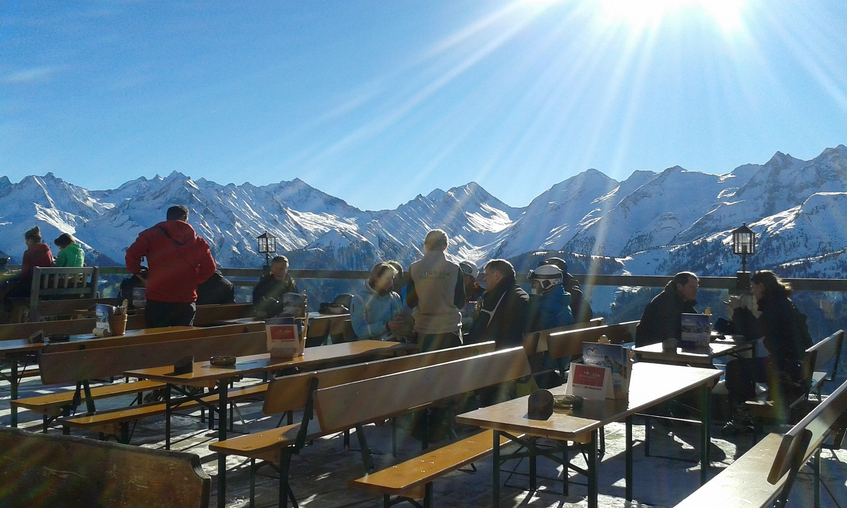 Skifahrt 2016: Ein voller Erfolg!