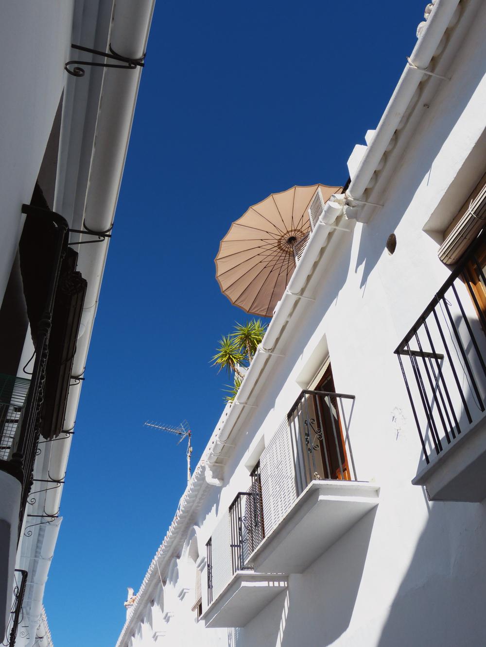 Nicht nur zum Aufwärmen nach Spanien