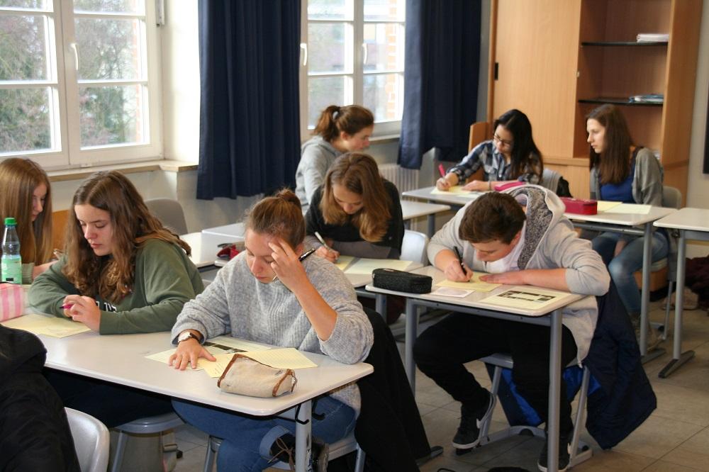 Bundeswettbewerb Fremdsprachen 2017 am AGO – Ein voller Erfolg!