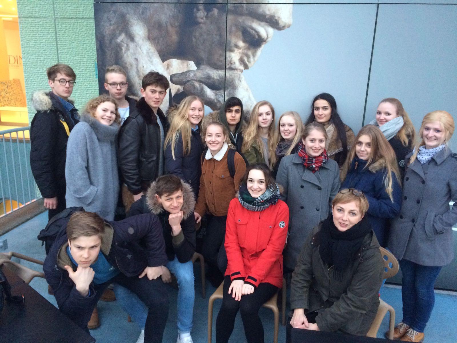 """Eine Reise zu """"Rodin"""" nach Groningen"""