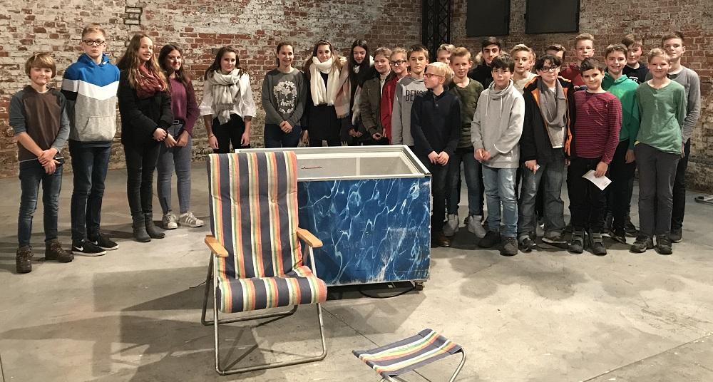 """Theater für 7. Klasse: """"Tschick"""""""