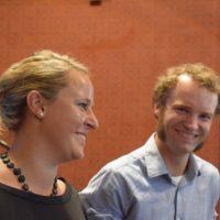 Maren Steinert, Dr. Markus Drüding