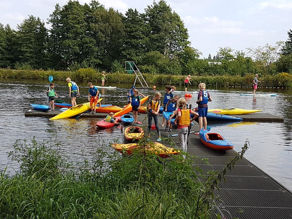 Kajak-AG startet in Sommersaison 2019