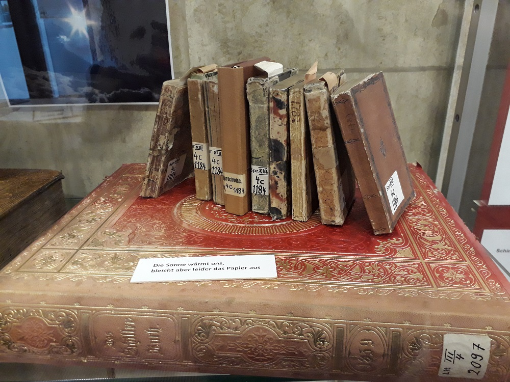 Langjährige Kooperation mit Landesbibliothek wird fortgesetzt