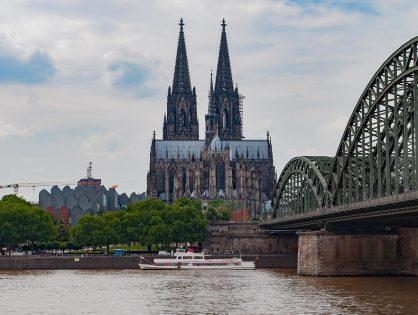 Nicht nur auf den Spuren der Römer nach Köln