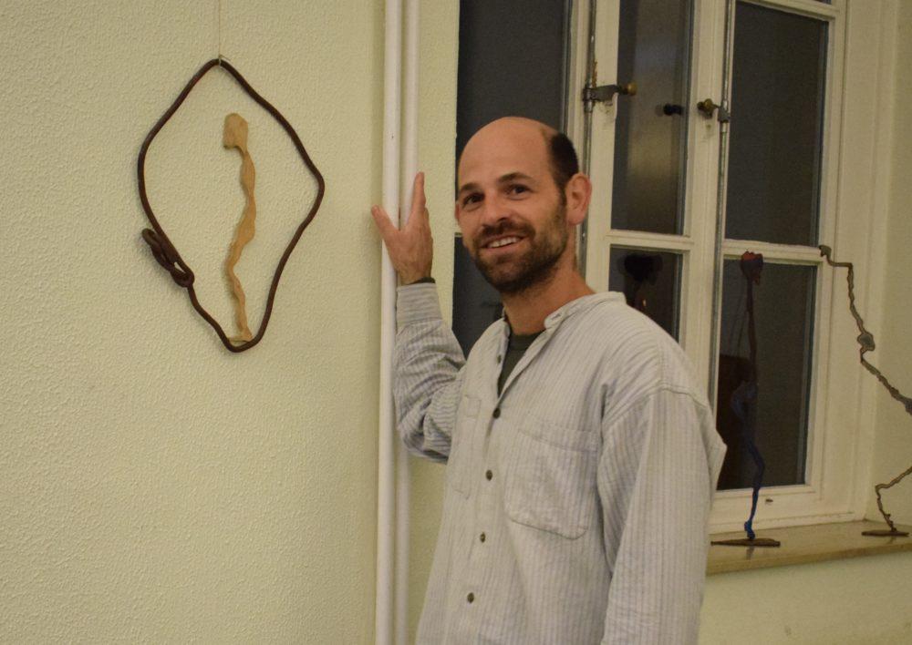 Israelischer Künstler stellt im AGO aus