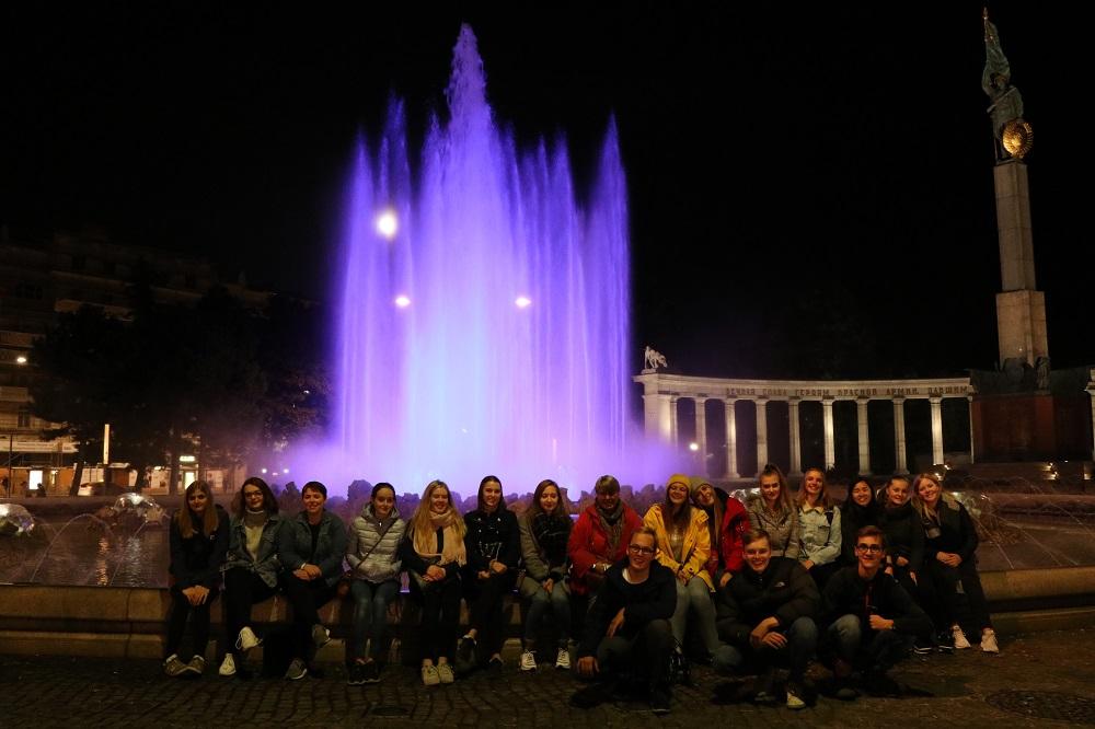 """Studienfahrt des Seminarfachs """"Kulturstadt Wien"""""""