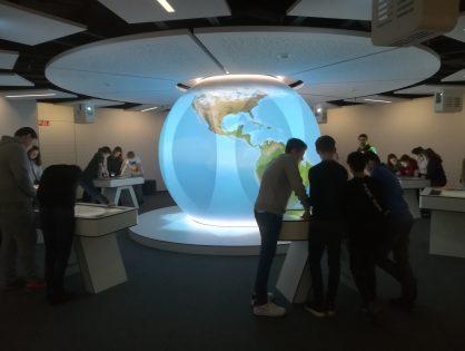 Ein Tag im Klimahaus in Bremerhaven - Eindrücke
