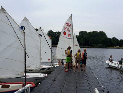 Segel-AG 2019 startet