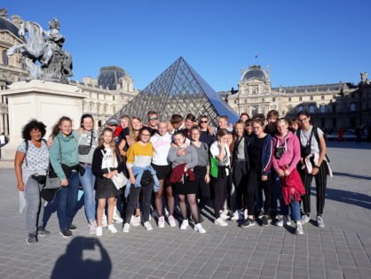 AGOnauten sind zurück! Das französische Fernsehen berichtet von besonderem Engagement unserer SchülerInnen