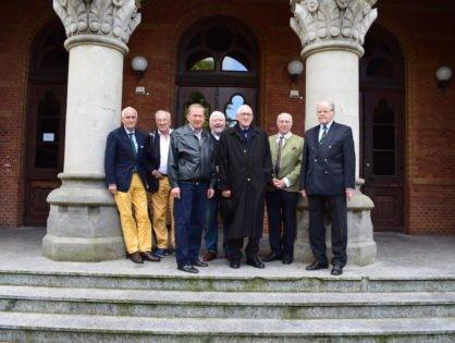 Feierstunde zu Ehren der ehemaligen Abiturienten der Jahrgänge 1959 und 1969