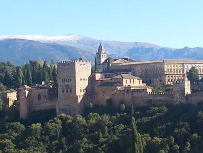 Und wir schicken schon die nächsten AGOnauten los! ¡Buenos días, Andalucía!