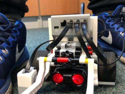 Der RoboCup ist angekündigt