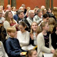 Adventskonzert Altes Gymnasium Oldenburg - Foto: Hauke-Christian Dittrich, Tel. 0163/8934343, www.haukedittrich.de, kontakt@haukedittrich.de
