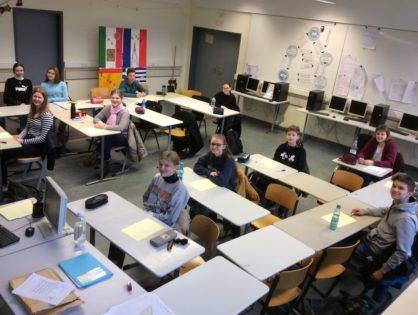 AGO am stärksten vertreten beim Bundeswettbewerb Fremdsprachen