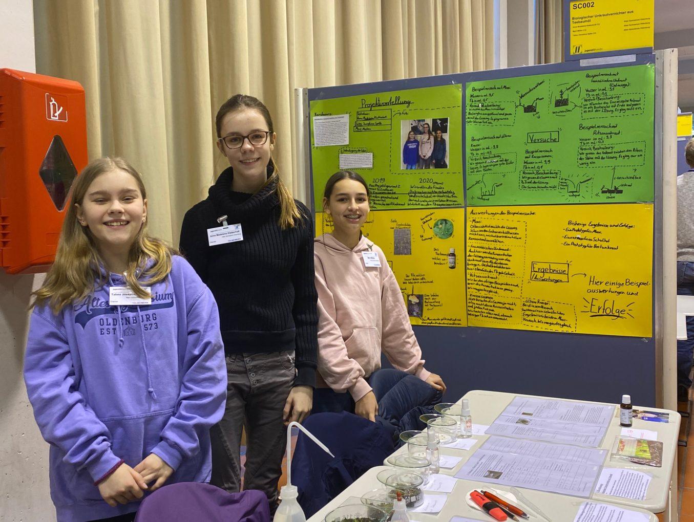 Innovationspreis für junge AGOnautinnen