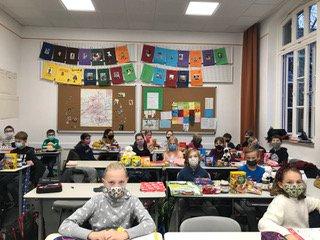 Anderen Kindern ein kleines Lächeln schenken - Weihnachtspäckchen für Kinder in Moldawien und der Ukraine