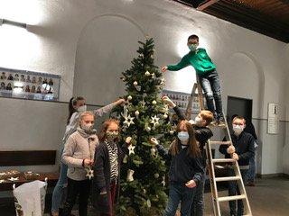 Taddaaaaa - es wird weihnachtlich!